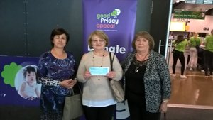 "Donation to ""Good Friday Appeal"""